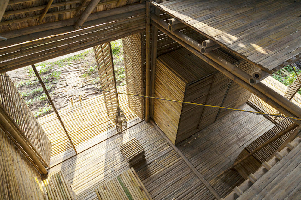 Vietnamese architect, bamboo house, prestigious award, German design, Red Dot Award, natural disasters, annual design prize, Simple techniques, functional house, natural materials