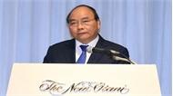 Thủ tướng Nguyễn Xuân Phúc phát biểu tại Hội nghị cấp cao hợp tác Mekong - Nhật Bản lần thứ 10