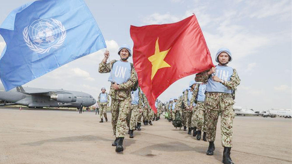 Vietnamese doctors arrive in South Sudan on historic mission