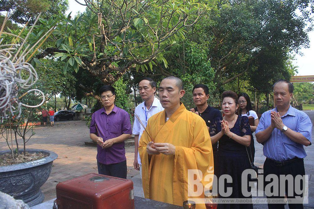 Bắc Giang, du lịch, văn hóa, tâm linh, Yên Dũng, Lục Nam
