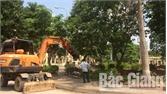 Lục Ngạn: Hơn 4,3 tỷ đồng sửa chữa, cải tạo công viên