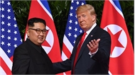 Tổng thống Mỹ: Cuộc gặp thượng đỉnh với Triều Tiên sẽ diễn ra sau cuộc bầu cử giữa nhiệm kỳ