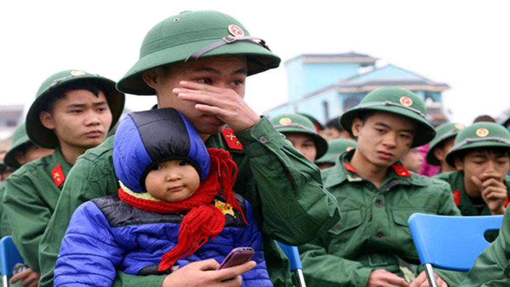 Bộ Quốc phòng ban hành tiêu chuẩn tuyển quân nhập ngũ