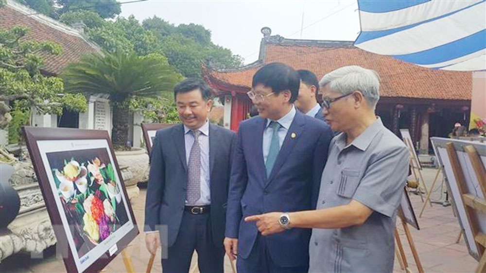 """Hanoi in me"" photo exhibition marks Hanoi's Liberation Day"