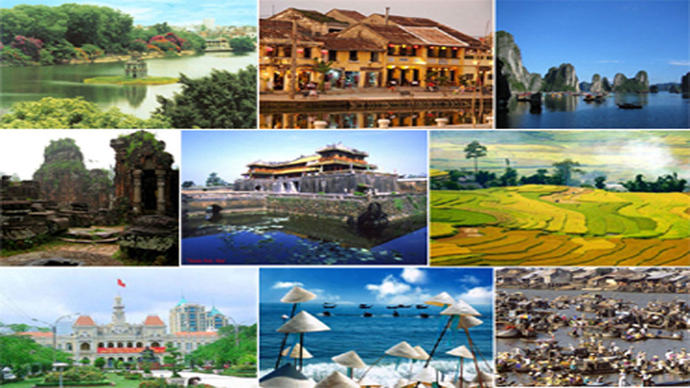 Nâng cao, năng lực, cạnh tranh, điểm đến, du lịch, Việt Nam