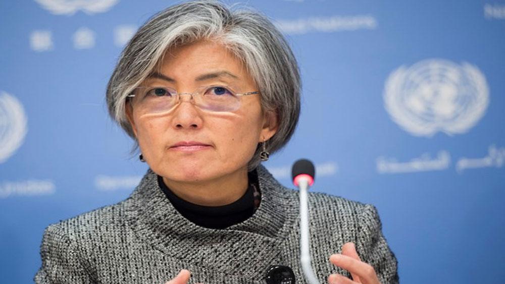 Hàn Quốc xem xét dỡ bỏ các biện pháp trừng phạt Triều Tiên