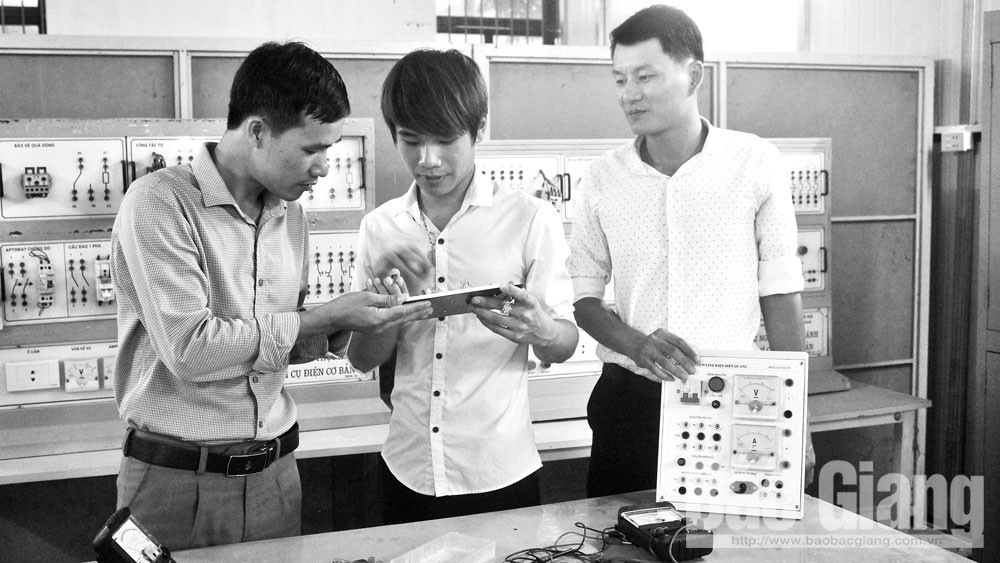 Lạng Giang, Bắc Giang, Đặng Công Thắng, Cuộc thi Sáng tạo thanh, thiếu niên, nhi đồng tỉnh năm 2018