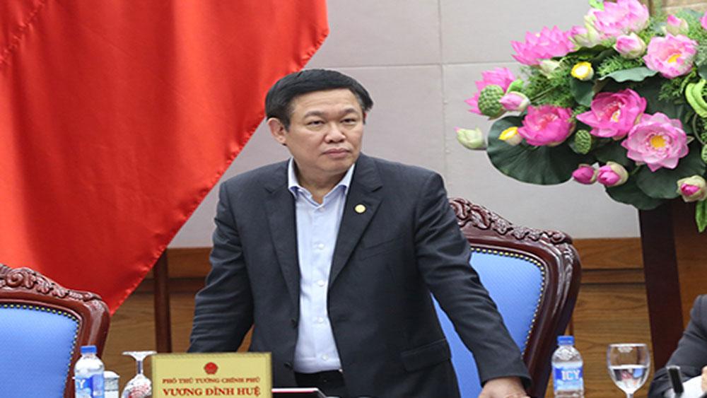 Phó Thủ tướng Vương Đình Huệ, khắc phục, bất cập, thanh toán, hợp đồng BT