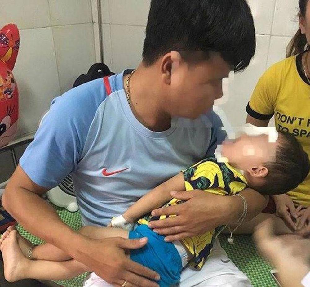 Nghệ An, chó nhà, tấn công, 2 trẻ nhỏ, nhập viện