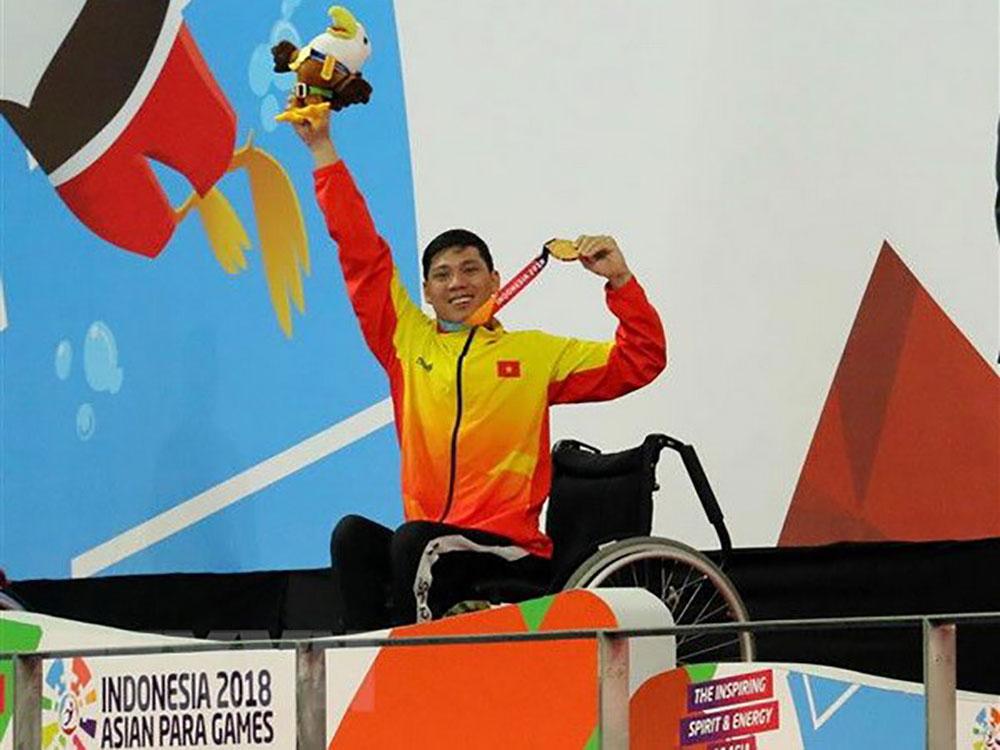 Asian Para Games 2018, Việt Nam, thêm 7 huy chương, ngày thi đấu thứ tư