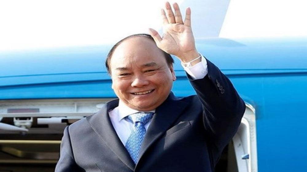 Thủ tướng, Nguyễn Xuân Phúc, lên đường, tham dự, cuộc gặp các nhà lãnh đạo ASEAN, thăm Indonesia