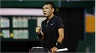 Lý Hoàng Nam vào tứ kết quần vợt nhà nghề tại Pháp