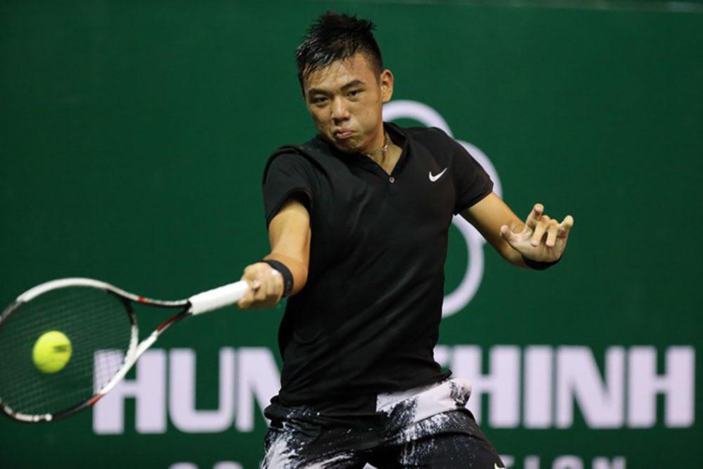 Lý Hoàng Nam, thần tốc, vào tứ kết, giải quần vợt nhà nghề Pháp, France F21 Futures