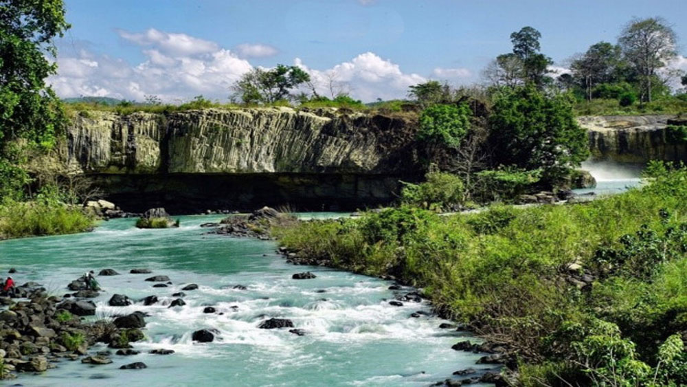Hoàn thiện, hồ sơ, UNESCO, công nhận, Công viên địa chất Đắk Nông, công viên, địa chất, toàn cầu