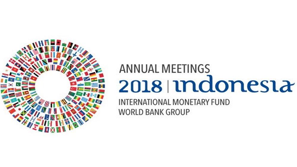 Khai mạc, hội nghị thường niên IMF - WB,