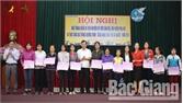 Bí thư Huyện ủy Yên Dũng đối thoại với cán bộ, hội viên phụ nữ