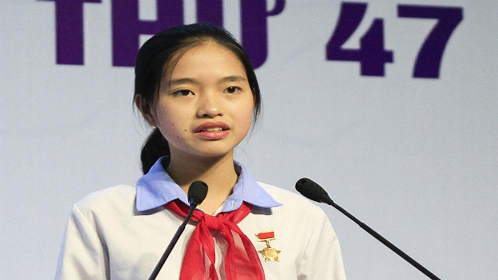 Học sinh, Việt Nam, giành giải Ba, Cuộc thi viết thư quốc tế UPU