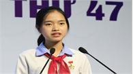 Học sinh Việt Nam giành giải Ba Cuộc thi viết thư quốc tế UPU