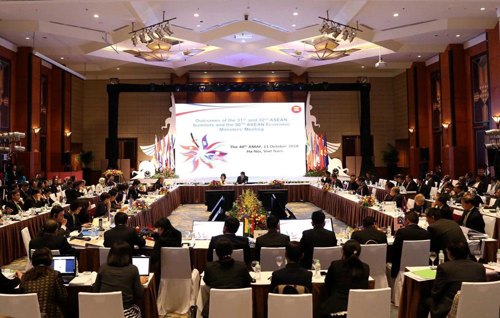 Phó Thủ tướng Trịnh Đình Dũng, nắm bắt, cơ hội mới, thúc đẩy, nền nông lâm nghiệp, khu vực ASEAN