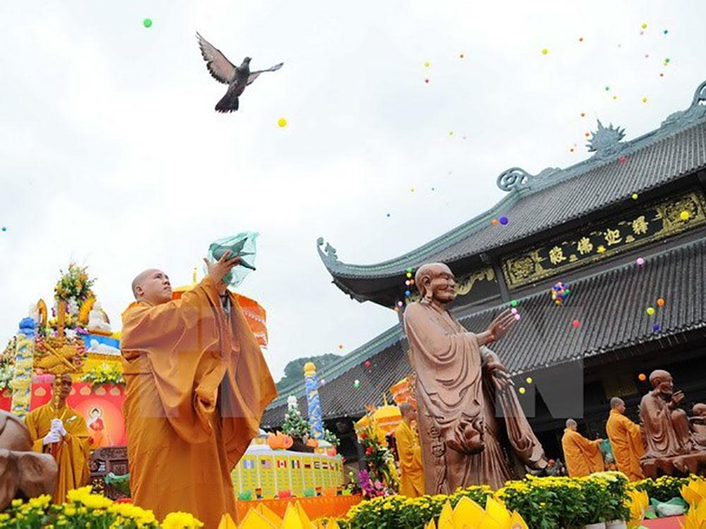 Việt Nam, đăng cai, tổ chức, Đại lễ Phật đản Liên hợp quốc 2019