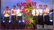 Lãnh đạo TP Bắc Giang gặp mặt doanh nhân