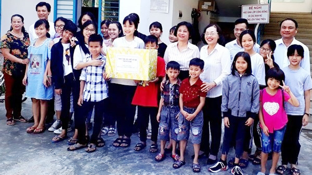 Action month to call for joint efforts to support the poor