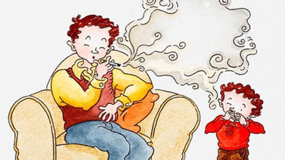 Nhiều căn bệnh nguy hiểm do hít phải khói thuốc lá