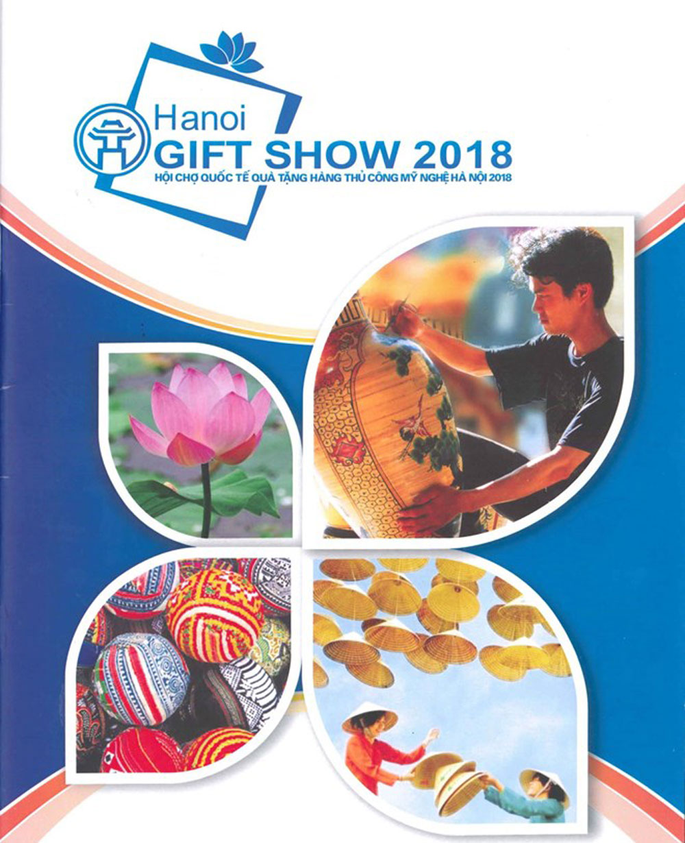 Hanoi Gift Show, next week, domestic and foreign designers, local handicraft design contest, export markets, traditional craft villages