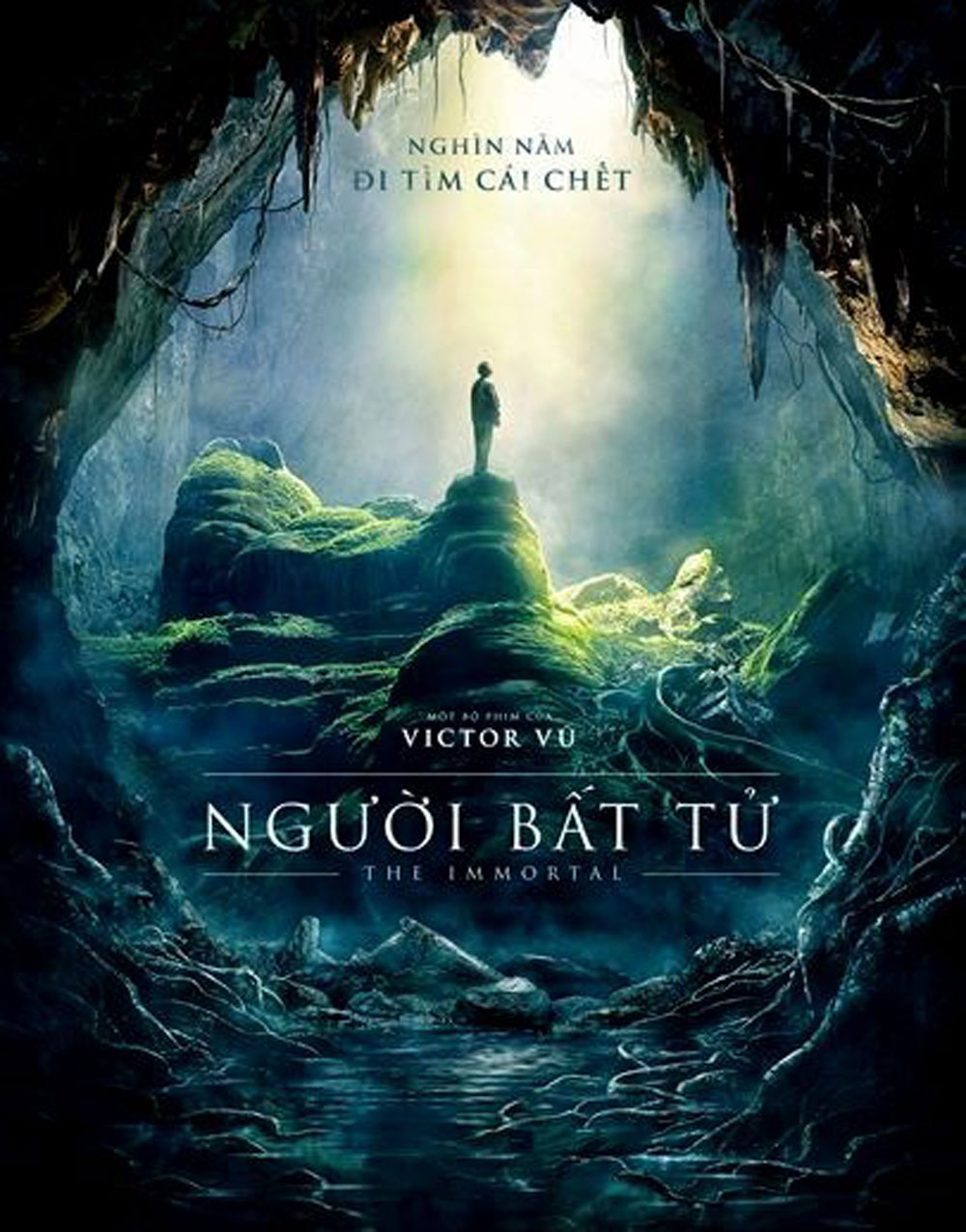 OV director, latest film, most beautiful spots,  blockbuster film Nguoi Bat Tu, The Immortal, Victor Vu, dark story, most beautiful scenery