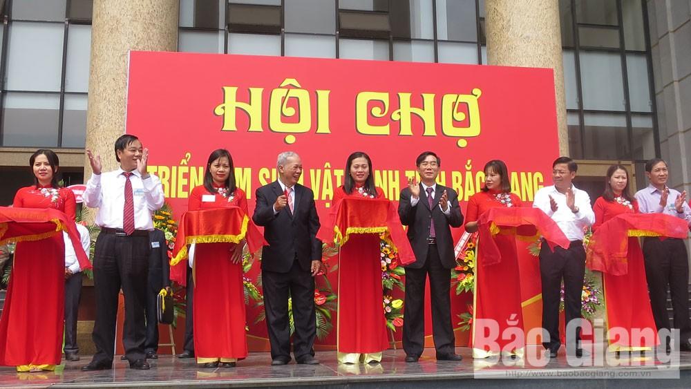 Sơ kết 3 năm thực hiện Chương trình Làng lúa - Làng hoa, tỉnh Bắc Giang, Hội chợ, triển lãm sinh vật cảnh, Bắc Giang