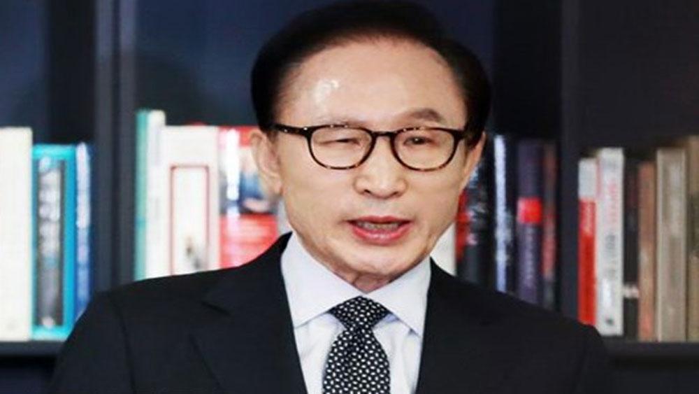 Cựu Tổng thống Hàn Quốc, Lee Myung-bak, kháng cáo, mức phạt 15 năm tù