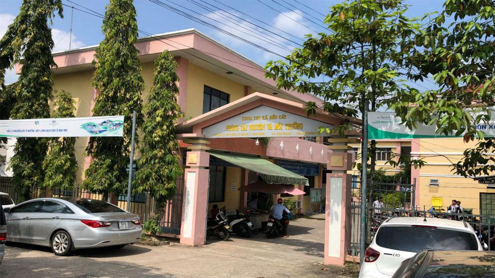 Bình Dương, giám đốc, chi nhánh, Văn phòng đăng ký đất đai thị xã Bến Cát