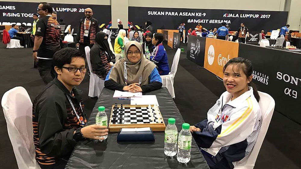 APG 2018 Day 6: Chess team earn Vietnam two more golds