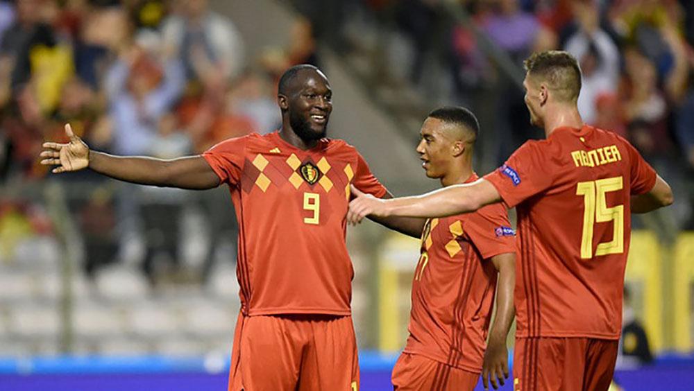 Bỉ 2-1 Thụy Sĩ: Tịt ngòi ở MU, Lukaku rực sáng khi về với tuyển Bỉ