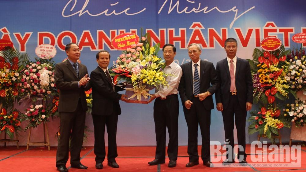 Gặp mặt doanh nhân Bắc Giang tại Hà Nội