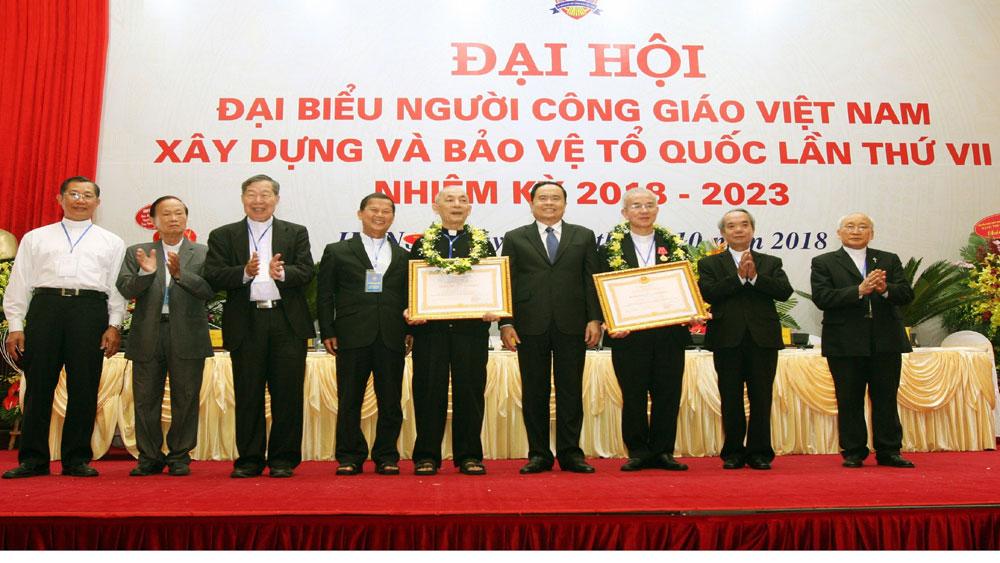 Đại hội đại biểu người Công giáo Việt Nam xây dựng và bảo vệ Tổ quốc lần thứ VII, nhiệm kỳ 2018 – 2023
