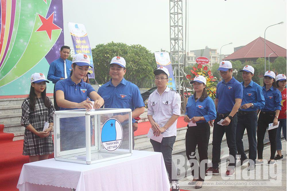 Hoa hậu Ngọc Hân, Bắc Giang, thanh niên, học sinh nghèo
