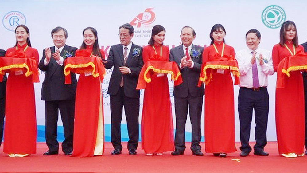 Vietnam-Japan health examination centre inaugurated in HCM City