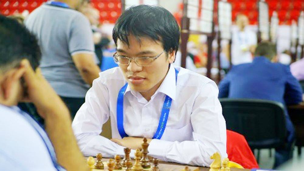 Vietnam's chess grandmaster to compete in Isle of Man Open