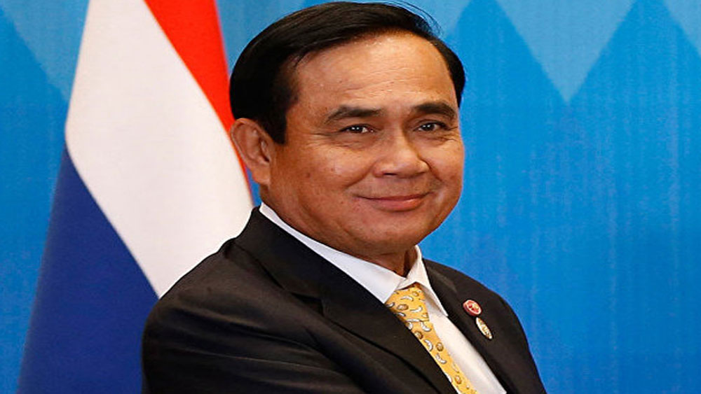Thủ tướng Thái Lan bắt đầu chiến dịch vận động trên mạng xã hội hướng tới bầu cử