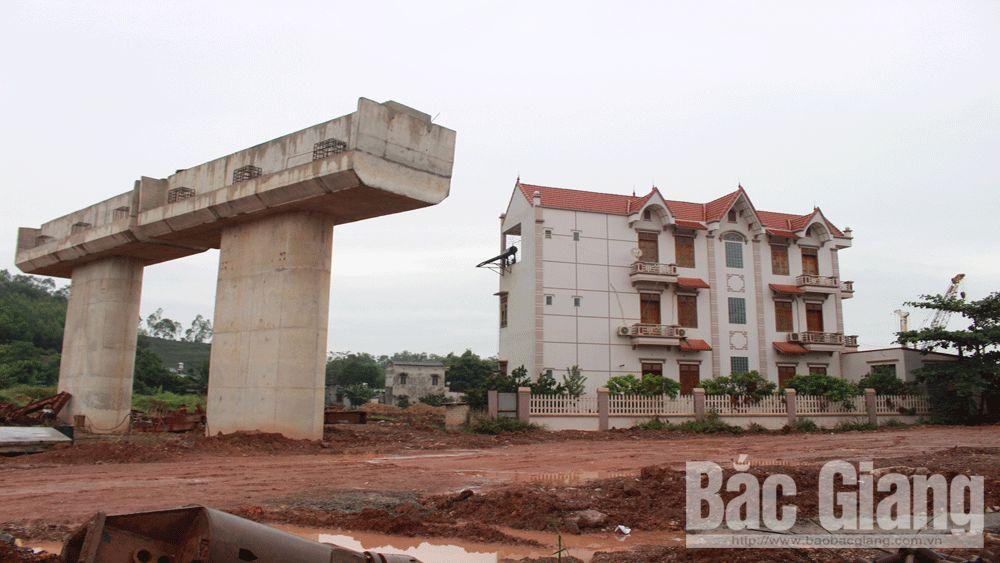 """Thi công đường cao tốc Bắc Giang - Lạng Sơn chậm tiến độ: Lại là """"điểm nghẽn"""" về mặt bằng"""