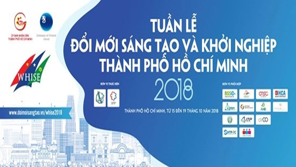 Ho Chi Minh City, Innovation and Startup Week, Entrepreneurship Week, biggest startup event, annual event, startup ideas