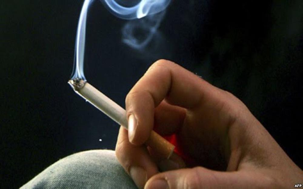 tác hại, thuốc lá, sinh sản nam giới