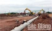 Bàn giao hơn 68ha đất cho các dự án