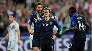 Antoine Griezmann lập cú đúp, Pháp thắng Đức 2-1