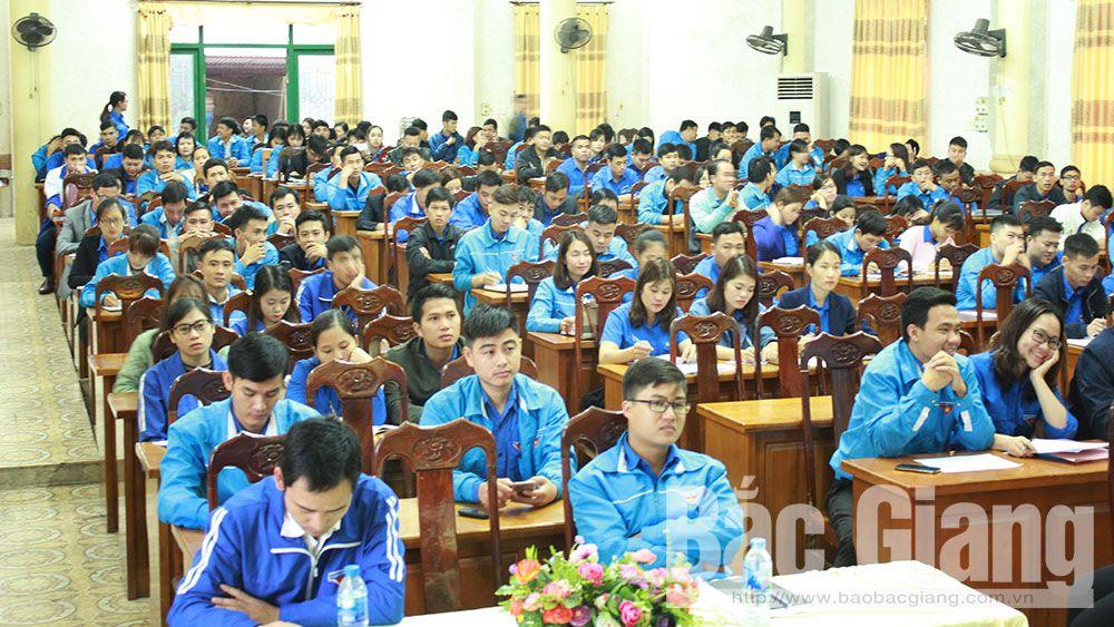 Bắc Giang, đoàn, thanh niên, kỹ năng, tổ chức, hoạt động
