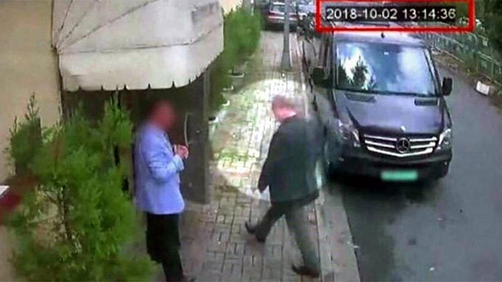 Thi thể nhà báo Khashoggi bị cắt thành từng mảnh