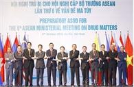 Đẩy mạnh hợp tác phòng, chống ma túy giữa các nước ASEAN