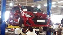 Lỗi bu lông của Hyundai Grand i10 chỉ có trên xe lắp ráp