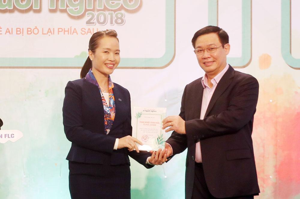 Chủ tịch Quốc hội, Nguyễn Thị Kim Ngân, chủ động, sáng tạo, huy động, nguồn lực, giảm nghèo, bền vững